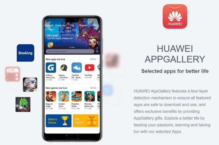 Huawei Menawarkan Pembangun Malaysia RM500,000 Untuk Menghasilkan Aplikasi Untuk App Gallery